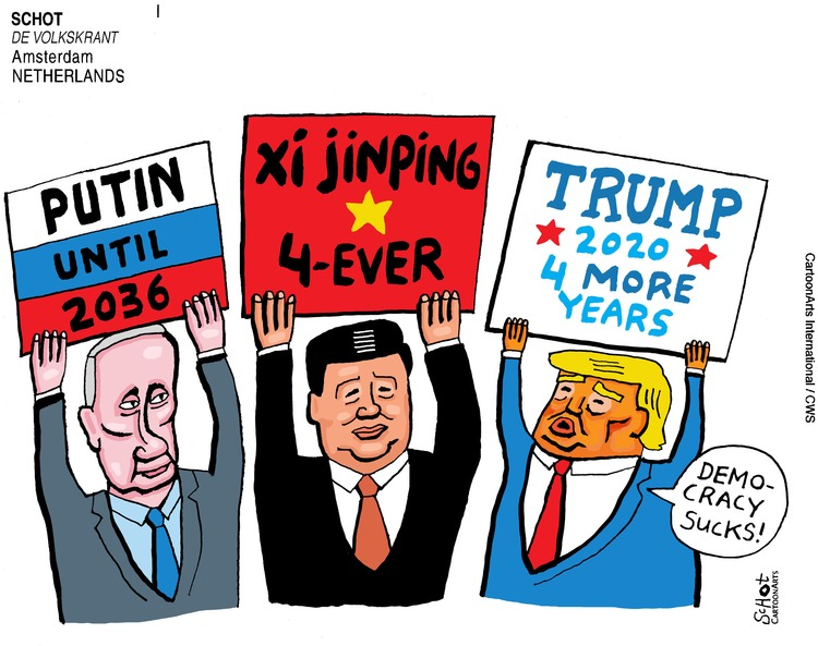 ViewsAsia Comic Strip for July 05, 2020