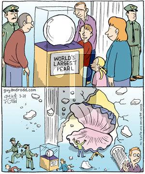 Brevity - Monday March 29, 2010 Comic Strip
