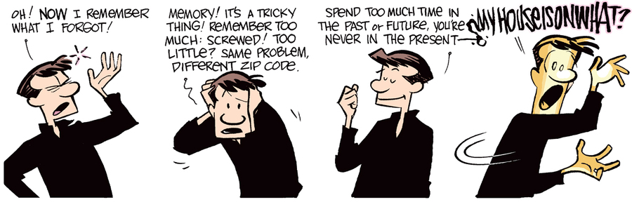 The Norm Classics Comic Strip for December 02, 2020
