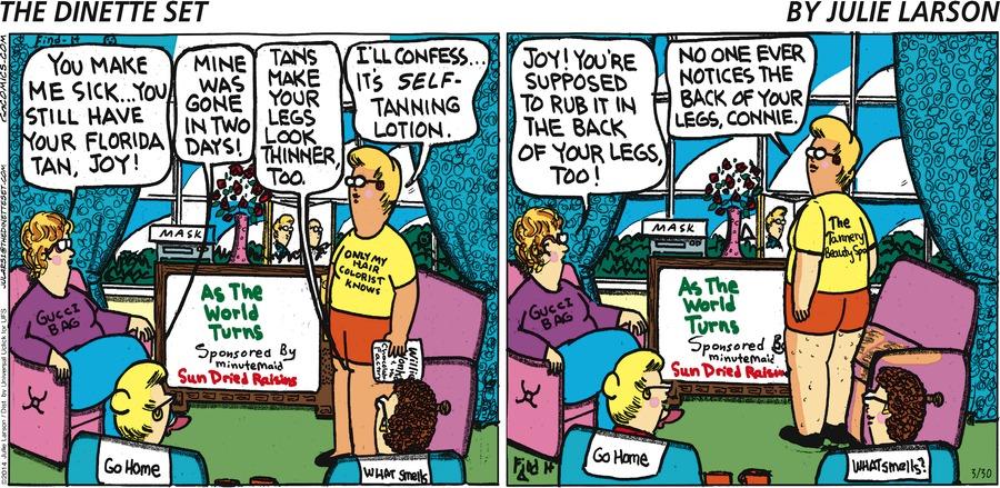 The Dinette Set for Mar 30, 2014 Comic Strip