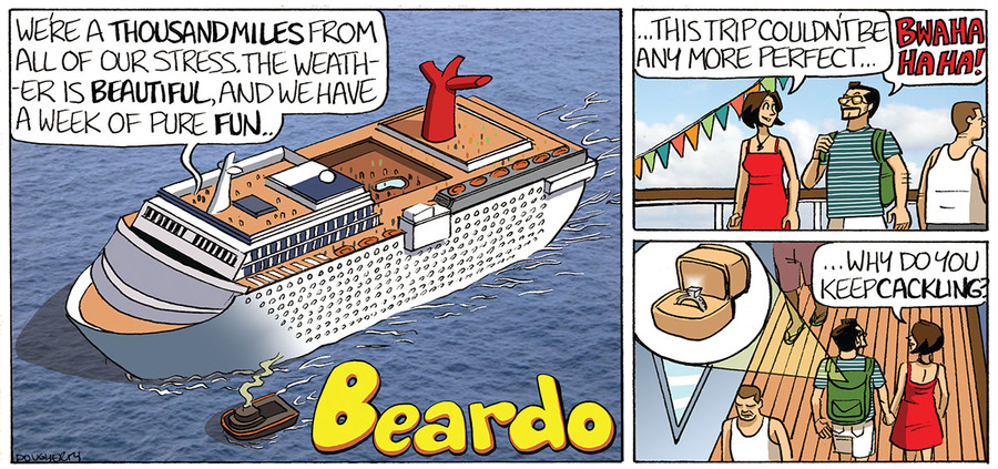Beardo Comic Strip for September 03, 2019