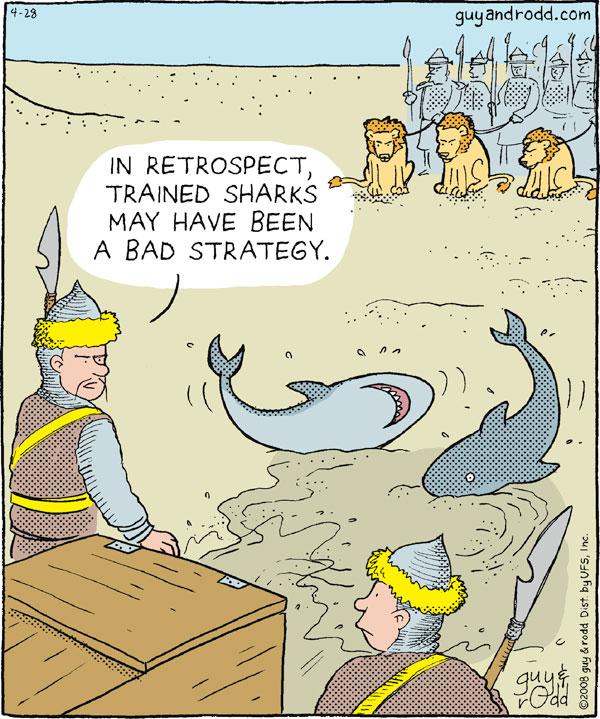 Brevity Comic Strip for April 28, 2008