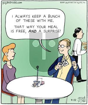 Brevity - Thursday April 22, 2010 Comic Strip