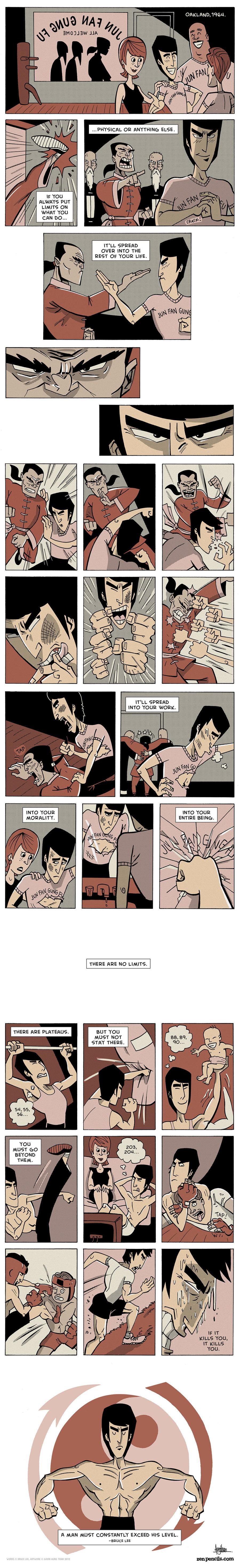 Zen Pencils for Apr 6, 2015 Comic Strip