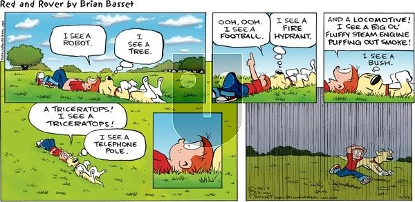 Red and Rover on Sunday September 22, 2013 Comic Strip