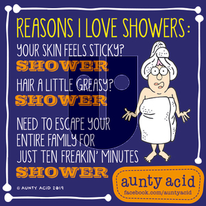 Aunty Acid on Tuesday September 17, 2019 Comic Strip