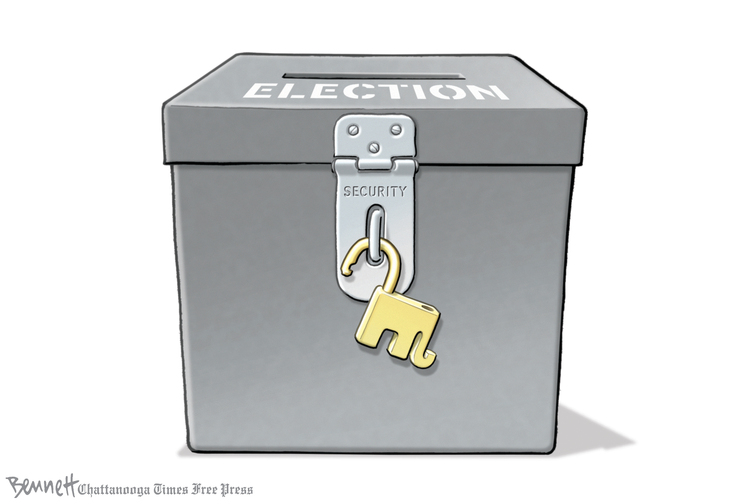 Clay Bennett Comic Strip for July 26, 2019