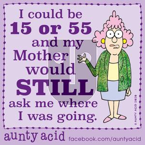 Aunty Acid on Saturday January 11, 2020 Comic Strip