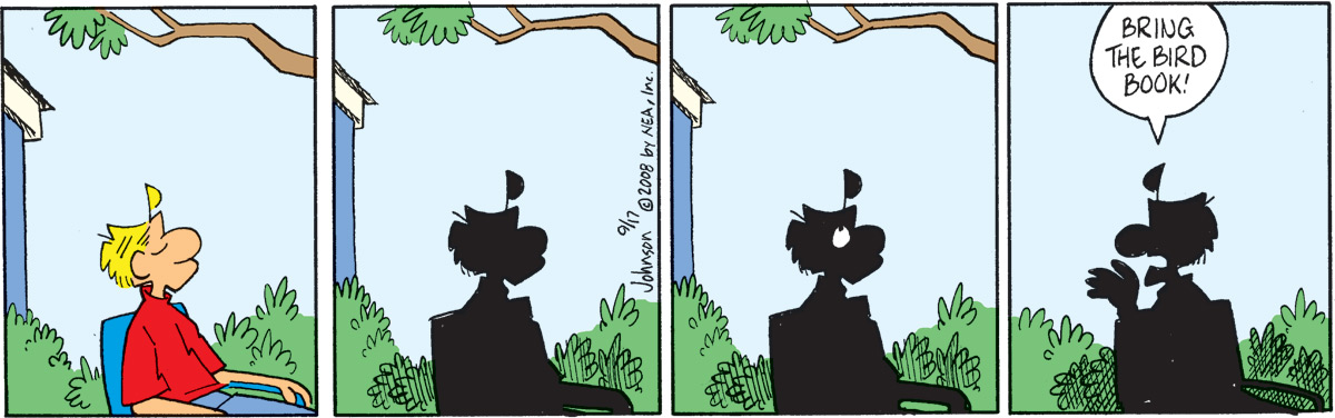 Arlo and Janis for Sep 17, 2008 Comic Strip