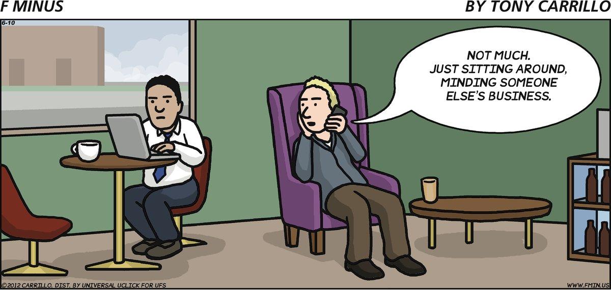 F Minus for Jun 10, 2012 Comic Strip