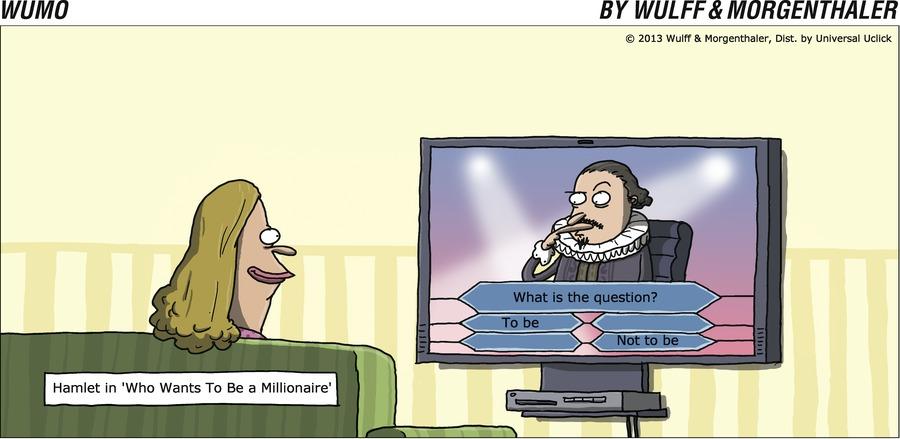 WuMo Comic Strip for October 20, 2013