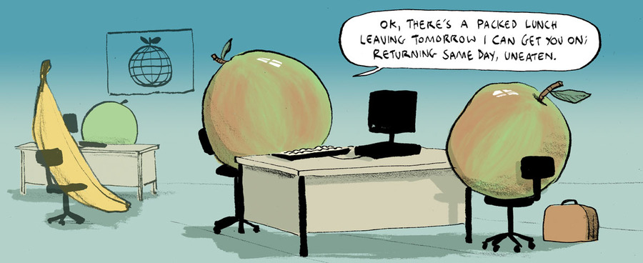 Berger & Wyse for Jul 1, 2013 Comic Strip