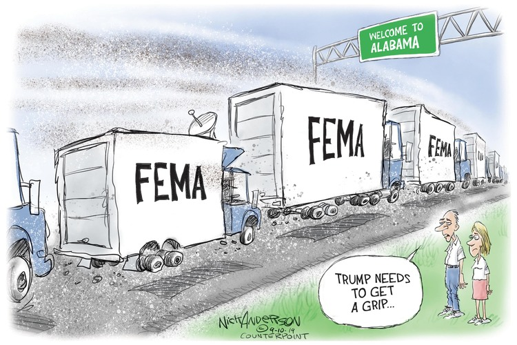 Nick Anderson by Nick Anderson for September 12, 2019