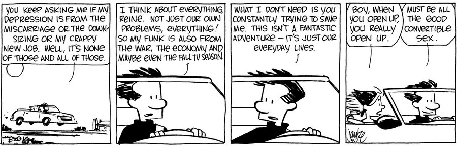 The Norm Classics Comic Strip for March 07, 2020