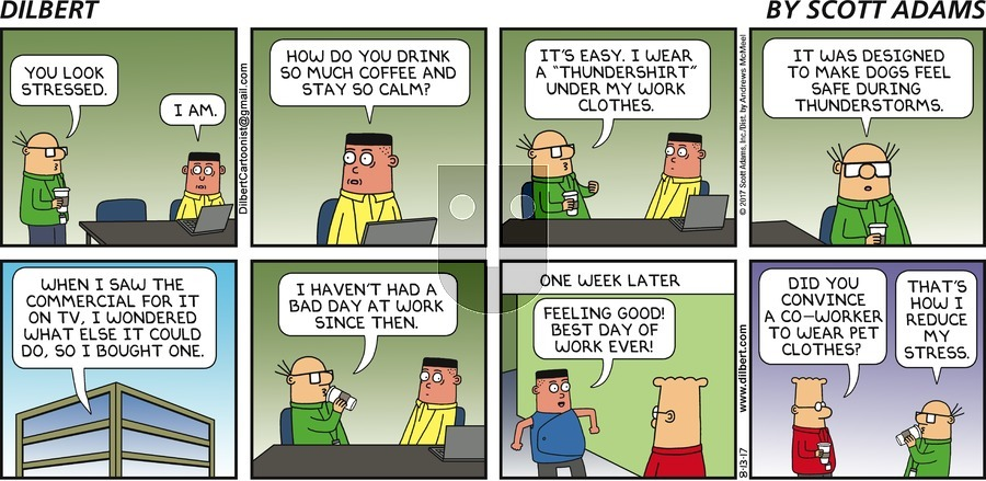 Purchase Comic Strip for 2017-08-13