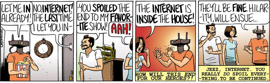 Beardo for Dec 28, 2012 Comic Strip