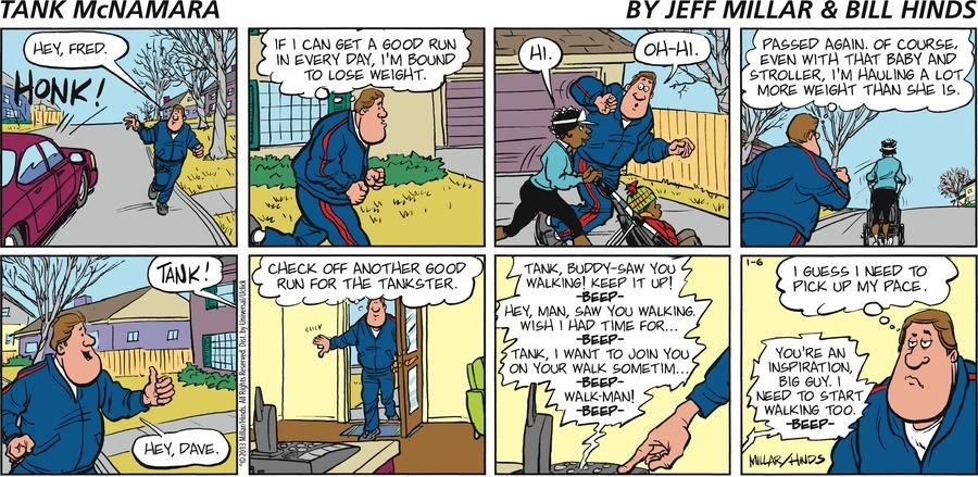 Tank McNamara for Jan 6, 2013 Comic Strip