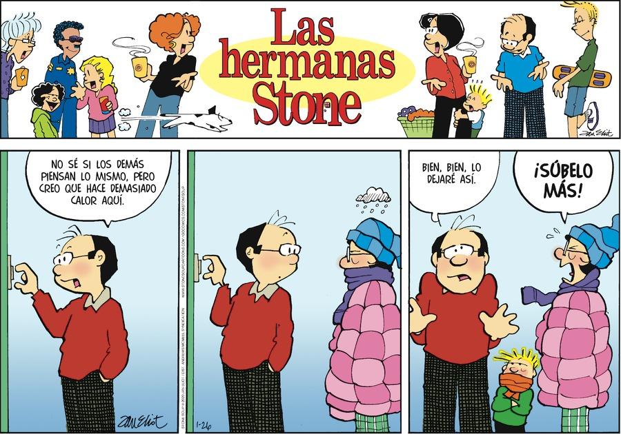 Las Hermanas Stone by Jan Eliot on Sun, 26 Jan 2020