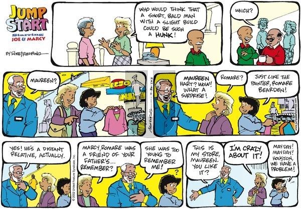 JumpStart - Sunday October 20, 2002 Comic Strip