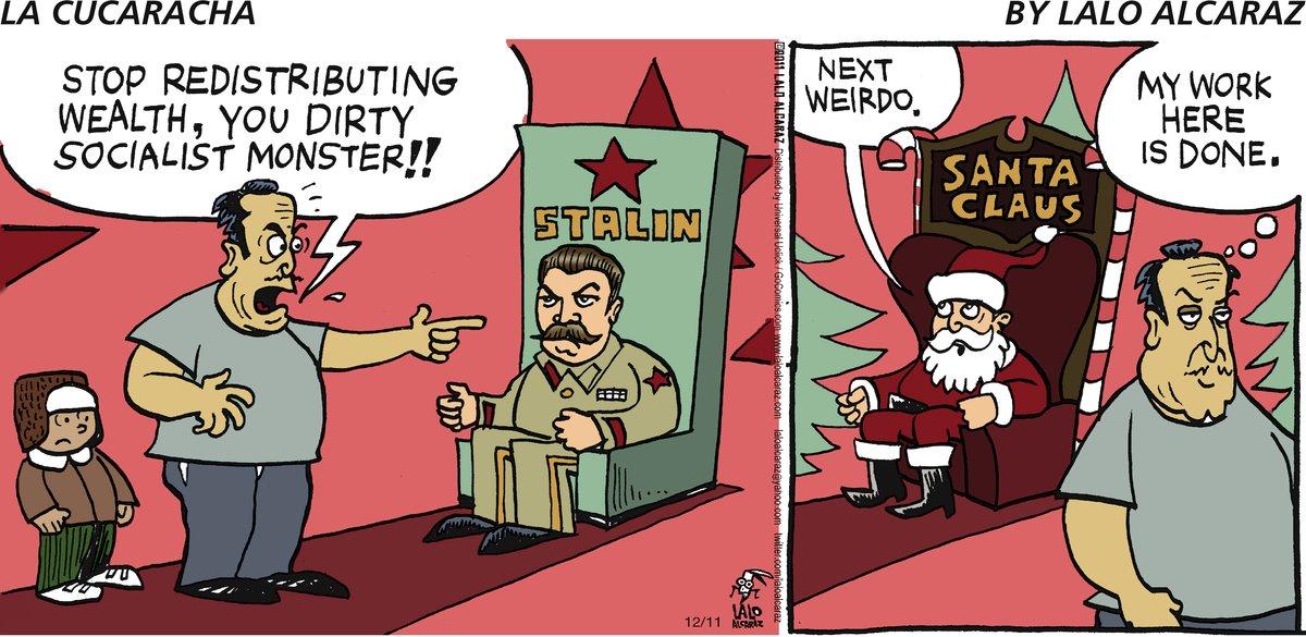 La Cucaracha for Dec 11, 2011 Comic Strip