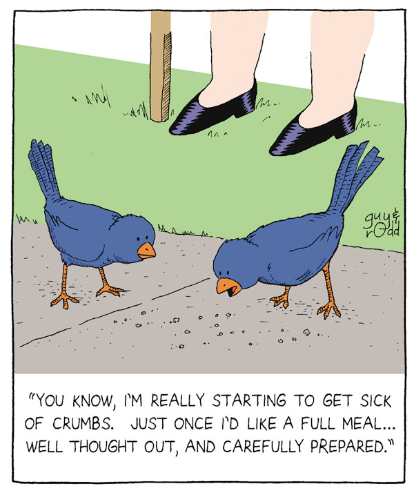 Brevity for May 6, 2005 Comic Strip