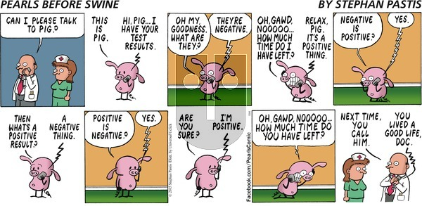 Pearls Before Swine - Sunday October 4, 2015 Comic Strip