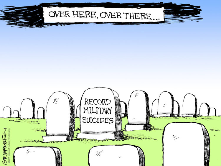 Gary Markstein Comic Strip for September 28, 2019