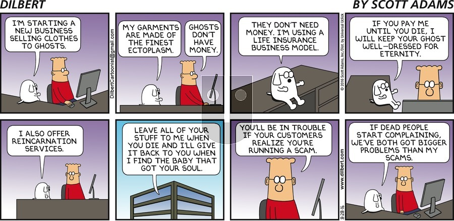 Purchase Comic Strip for 2016-08-28