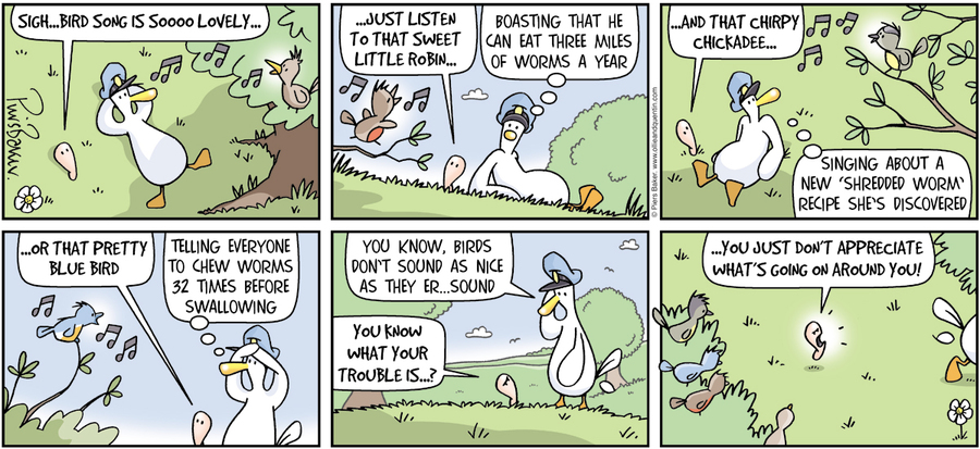 Ollie and Quentin for Jul 28, 2013 Comic Strip