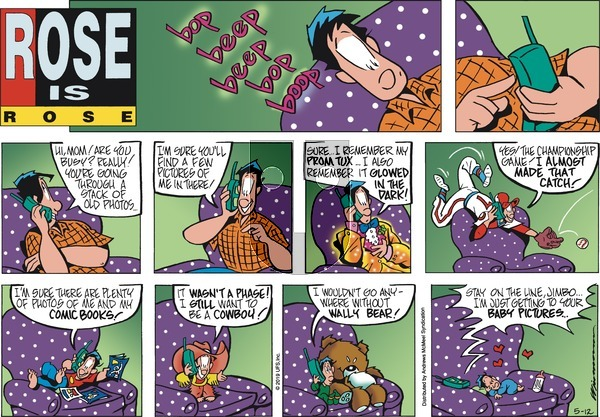 Rose is Rose on Sunday May 12, 2019 Comic Strip