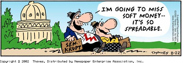 Frank and Ernest for Aug 22, 2002 Comic Strip