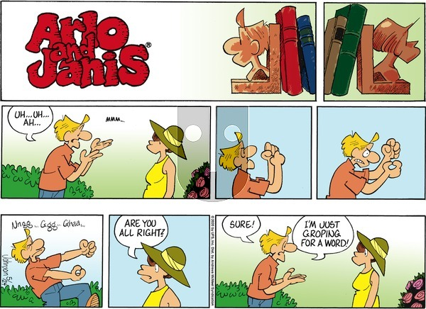 Arlo and Janis - Sunday May 24, 2020 Comic Strip
