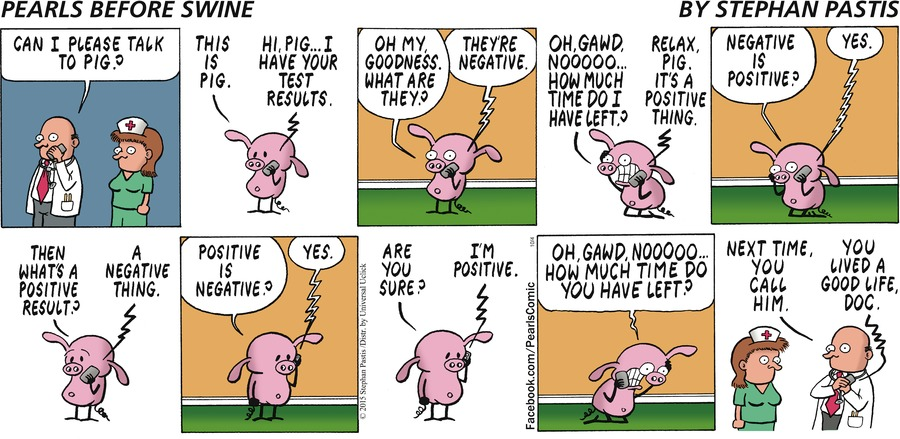 Pearls Before Swine Comic Strip for October 04, 2015