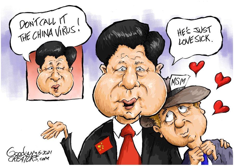 Al Goodwyn Editorial Cartoons Comic Strip for June 10, 2021