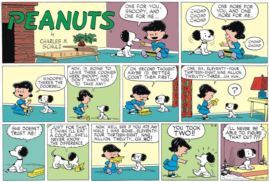 Peanuts Begins by Charles Schulz on Sat, 06 Feb 2021