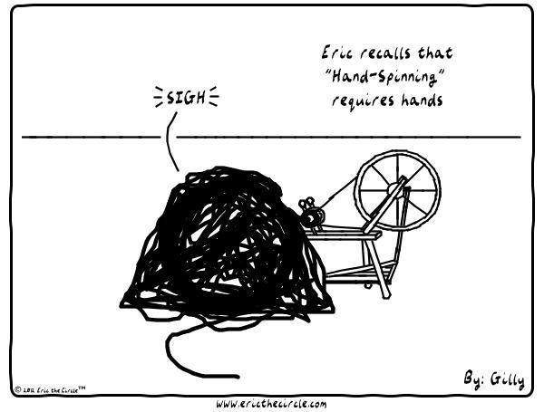 Eric the Circle for Mar 30, 2014 Comic Strip