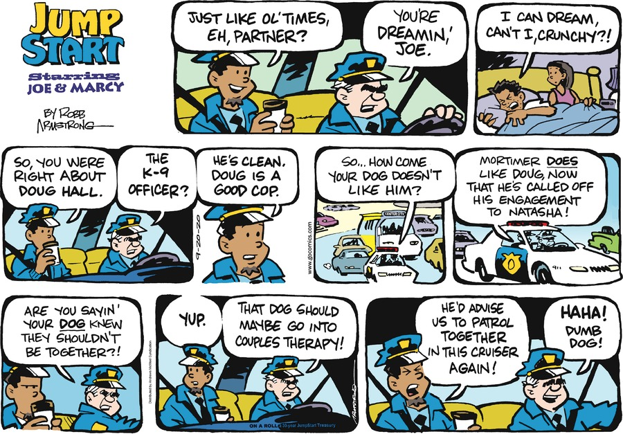 JumpStart Comic Strip for September 20, 2020