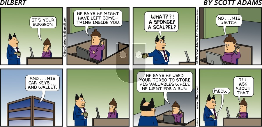 Purchase Comic Strip for 2013-05-05
