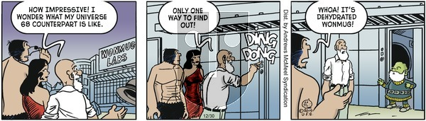 Alley Oop - Monday December 30, 2019 Comic Strip