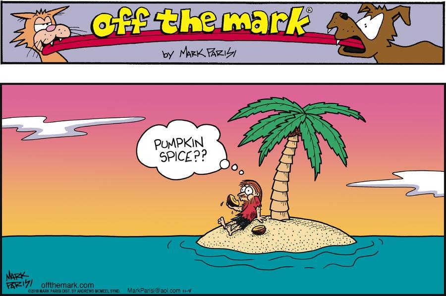 Off the Mark Comic Strip for November 04, 2018