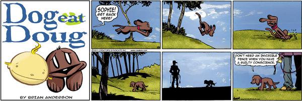 Dog Eat Doug Comic Strip for May 08, 2011