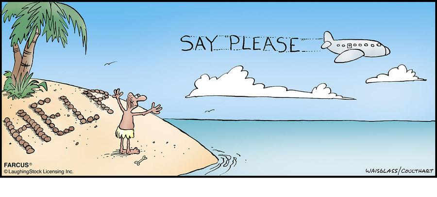 Farcus Comic Strip for January 24, 2021