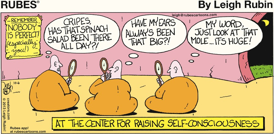 Rubes Comic Strip for October 06, 2013