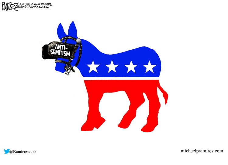 Michael Ramirez by Michael Ramirez for March 08, 2019