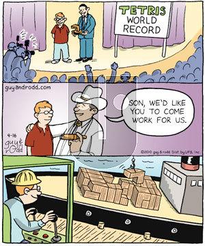 Brevity on Friday April 16, 2010 Comic Strip