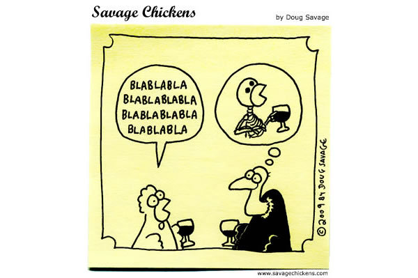 Savage Chickens for Mar 26, 2013 Comic Strip