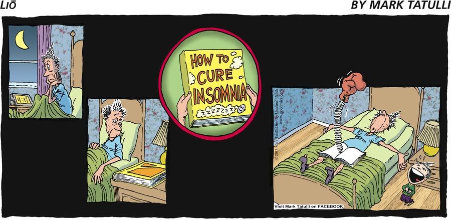 Lio Comic Strip for June 02, 2013