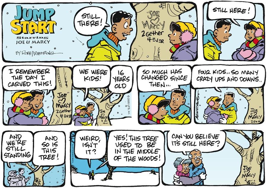 JumpStart Comic Strip for December 04, 2005