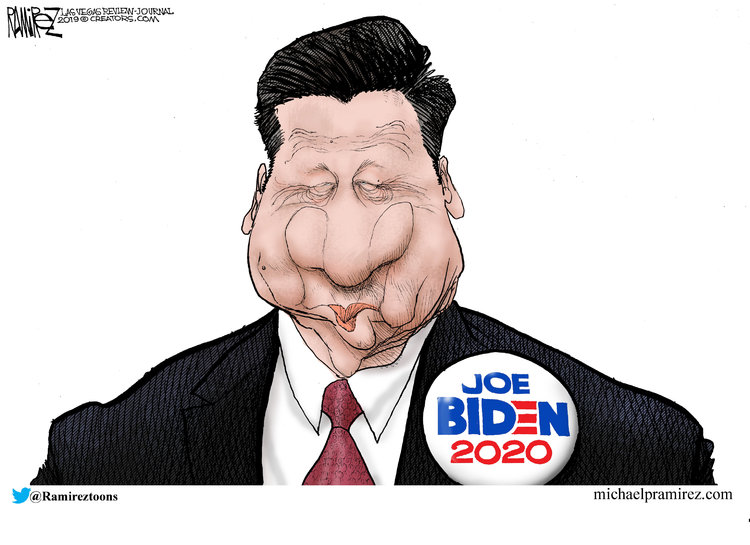 Michael Ramirez Comic Strip for May 14, 2019