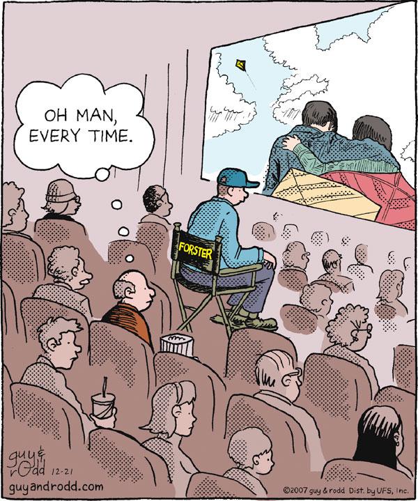 Brevity Comic Strip for December 21, 2007
